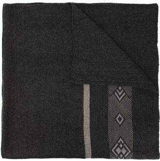 Voz Wide Diagonal Blanket scarf