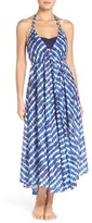 Tory Burch Women's Tie Dye Cover-Up Dress
