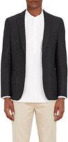 Officine Generale Men's Wool Felt Two-Button Sportcoat