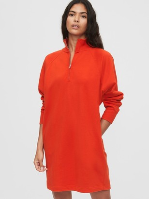 Gap Half-Zip Front Dress
