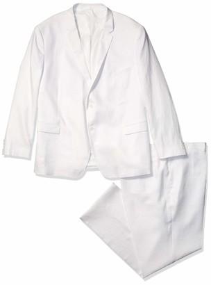 U.S. Polo Assn. Men's Big and Tall Linen Suit