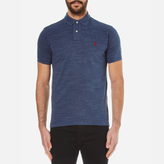 Polo Ralph Lauren Men's Custom Fit Polo Shirt Classic Royal