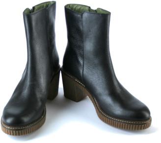 Jonny's Boots with heels, black - 40