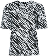 G.V.G.V. printed T-shirt - women - Polyurethane/Rayon - XS
