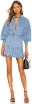 L'Academie The Sabrina Mini Dress. - size M (also