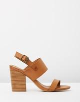 Spurr Elise Block Heels