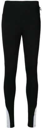 Philipp Plein Stripes leggings