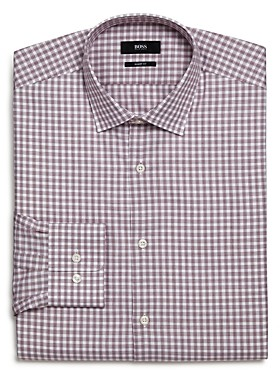 Marley Open Check Regular Fit Dress Shirt
