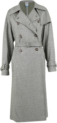 M Missoni Trench Coat