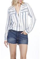 Paige Kadin Stripe Shirt