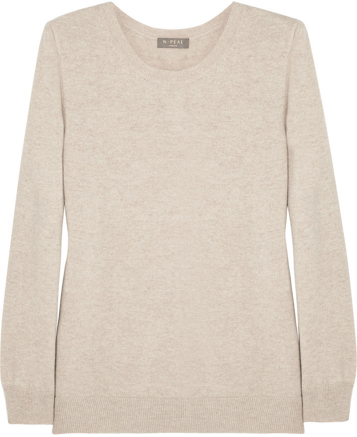 N.Peal Cashmere Cashmere sweater