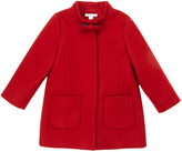 Marie Chantal GirlsRed Bow Coat