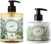 Panier Des Sens Firming Sea Fennel Liquid Soap and Hand & Body Lotion