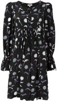 Kenzo 'Dandelion' print dress - women - Silk/Polyester - 38
