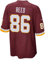 Nike Men's Jordan Reed Washington Redskins Game Jersey