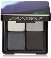Japonesque Velvet Touch Shadow Palette, Shade 01