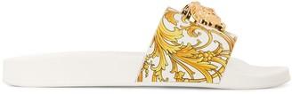 Versace Barocco Medusa slides