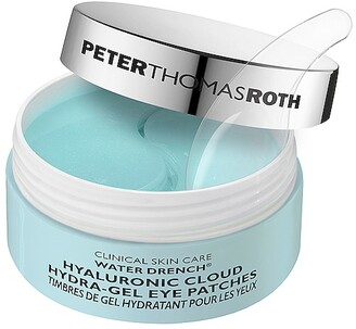 Peter Thomas Roth Water Drench Hydra-Gel Eye Patches.