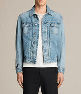 AllSaints Idaho Denim Jacket