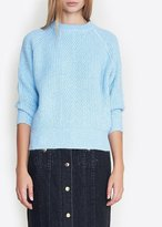 Demy Lee Chelsea Sweater Sky
