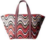 M Missoni Beach Bag