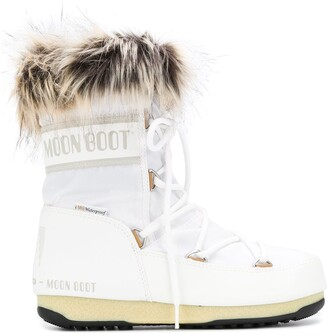 Moon Boot Ankle-High Snow Boots