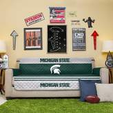 NCAA Michigan State Spartans Quilted Sofa Cover