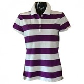 Tommy Hilfiger Purple Cotton Top for Women