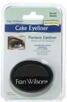 Fran Wilson Cake Eyeliner, Black, 0.09 Ounce