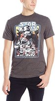Star Wars Men's The Force Awakens Infantry Line Captain Phasma Trooper T-Shirt