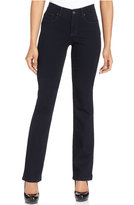Style&Co. Style & Co. Petite Tummy-Control Bootcut Jeans, Only at Macy's