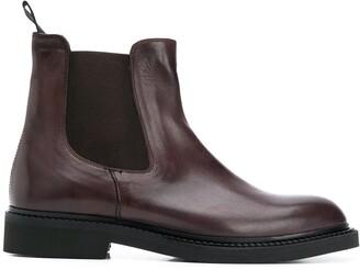 Fratelli Rossetti Pull-Tab Chelsea Boots