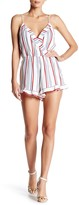 Tularosa Amelia Striped Romper
