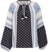 Sea Yarn Dye Long Sleeve Top