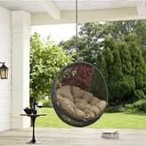 Modway Hide Swing Chair