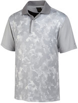 Greg Norman for Tasso Elba Men's Stretch Camo Performance Polo, Only at Macy's