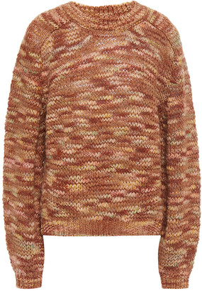 Vanessa Bruno Norea Marled Knitted Sweater