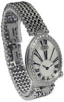 Breguet 8928 Reine De Naples 18K White Gold & Diamond Watch