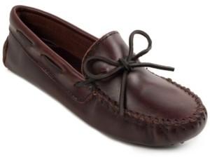Minnetonka Classic Driver Moccasins Women's Shoes