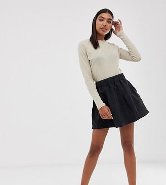 Minimum corduroy skirt