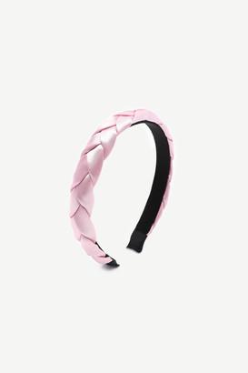 Ardene Satin Braided Headband