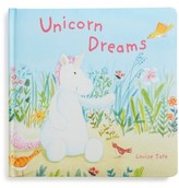 Jellycat 'Unicorn Dreams' Board Book