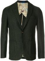 Etro fitted blazer