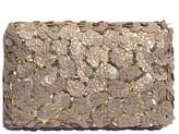 Simitri Gray Kitsch Clutch