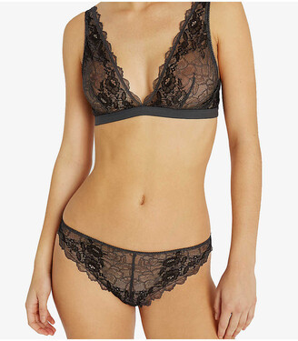 Wacoal Lace Perfection stretch-lace bralette