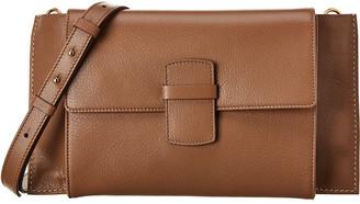 Marni Large Leather Shoulder Bag
