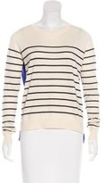 Mason Cashmere Paneled Sweater