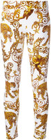Philipp Plein Sasha jogging trousers - women - Cotton/Spandex/Elastane - M