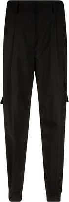 MSGM Side Pocket Straight Trousers
