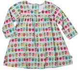 Zutano Baby-Girls Infant Owls Princess Dress
